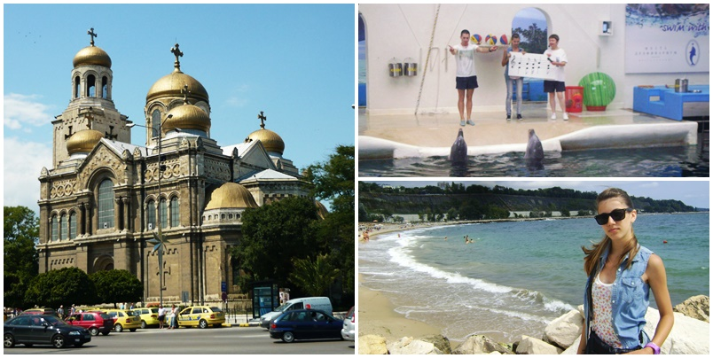 varna, buglaria travel blog