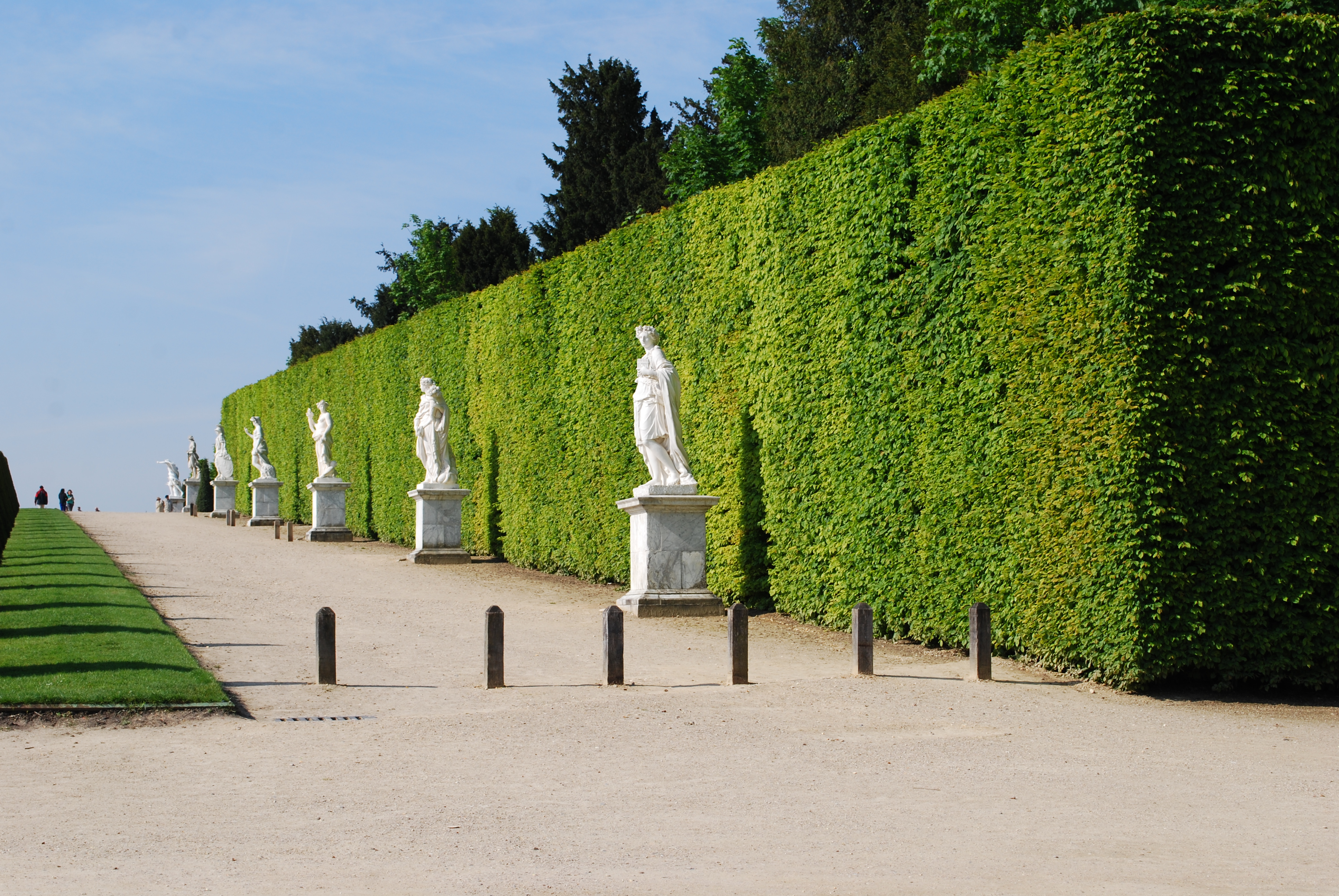 Gardens of Versailles| © TravellingBuzz Photo