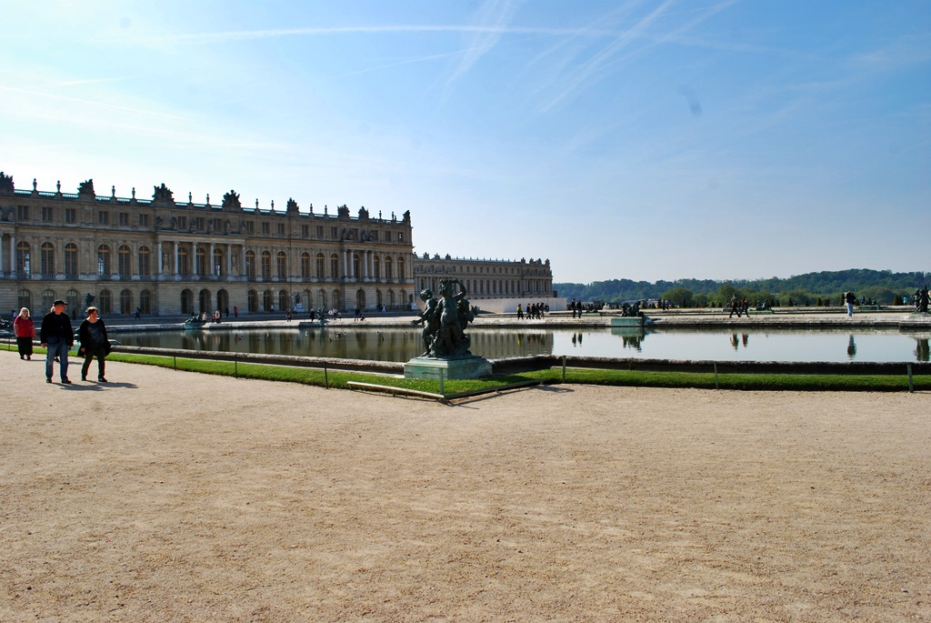 Versailles | ©TravellingBuzz Photo