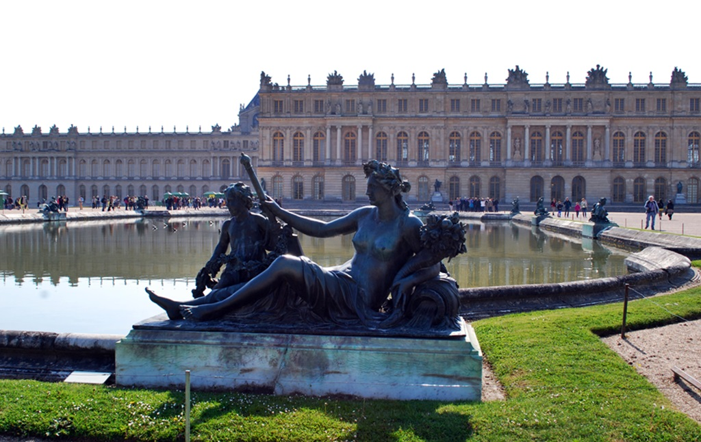 Versailles | © TravellingBuzz Photo