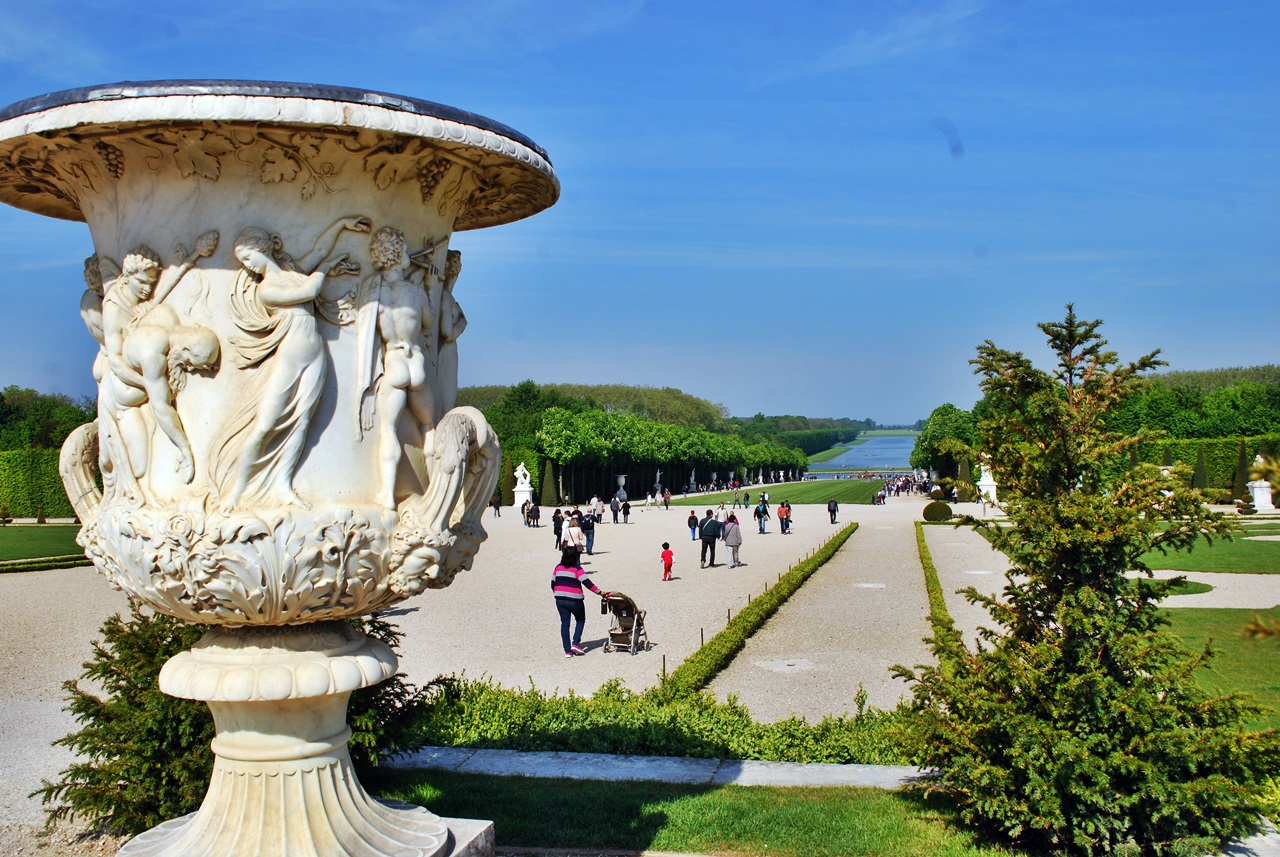 Gardens of Versailles | © TravellingBuzz Photo