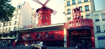 Picture of the day: Moulin Rouge! 5.05.2014