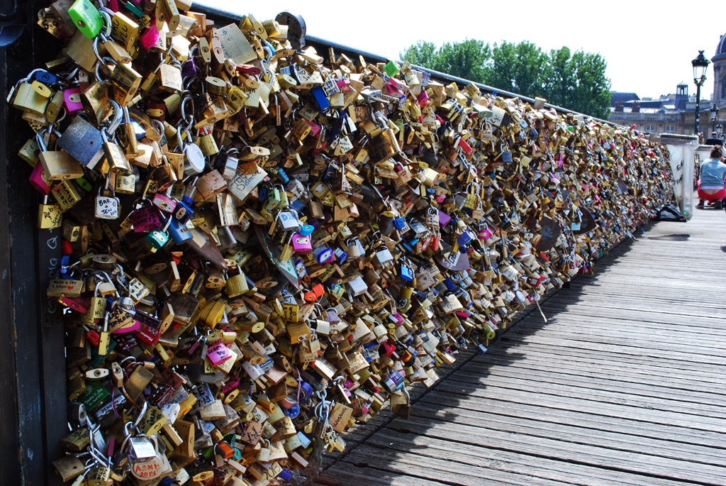 Pont des Arts, Paris| © TravellingBuzz Photo