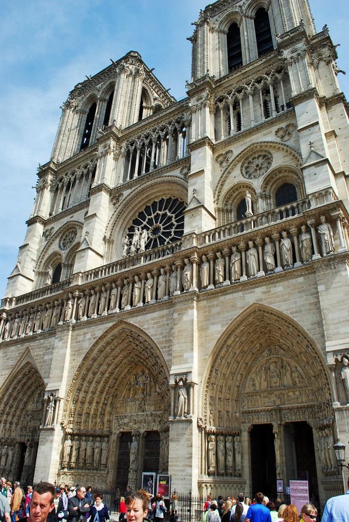 Notre-Dame, Paris   © TravellingBuzz Photo