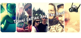 Travel Selfies From All Around the World