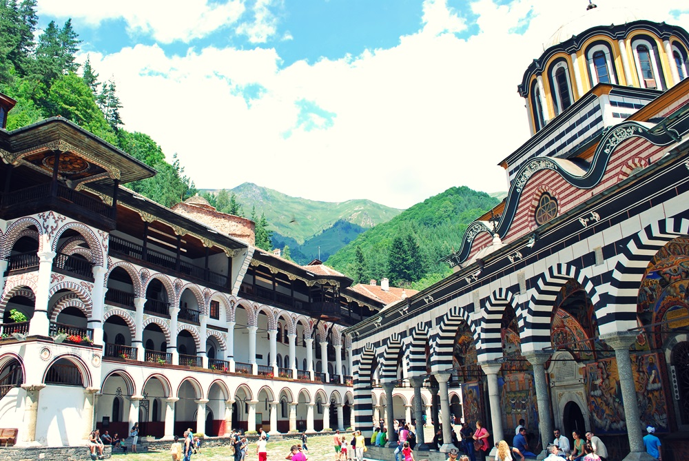 Rila Monastery 1