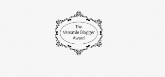 I got Versatile Blogger Award Nomination! And my nomenees are…
