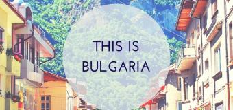 Photo: Charming Bulgarian town in the Balkan mountain