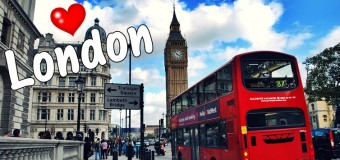 Top 3 things that surprised me in London