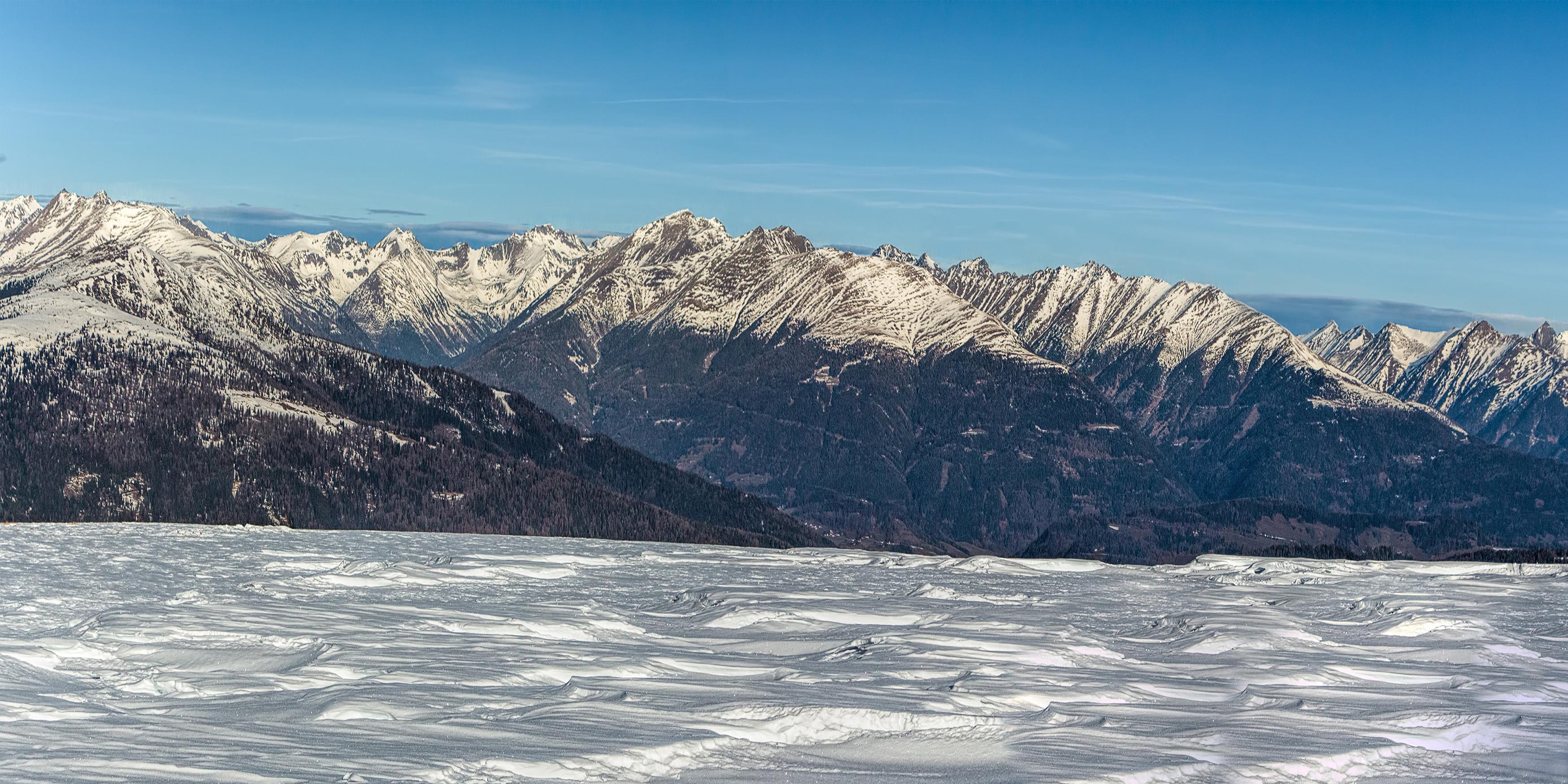 Kreischberg panorama - 3