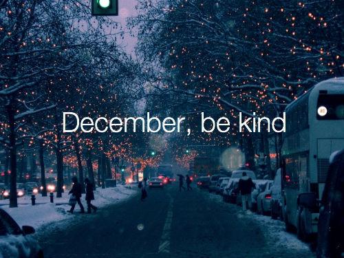 december-be-kind