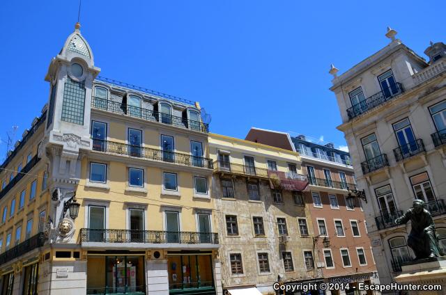 Chaido, Lisbon