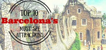 Barcelona's Top 10 Must See Attractions
