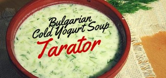 Tarator – Bulgarian cold yogurt soup