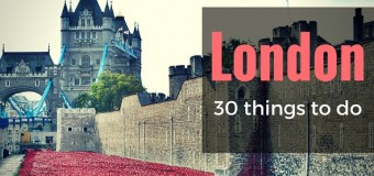 30 free (or budget) things to do in London