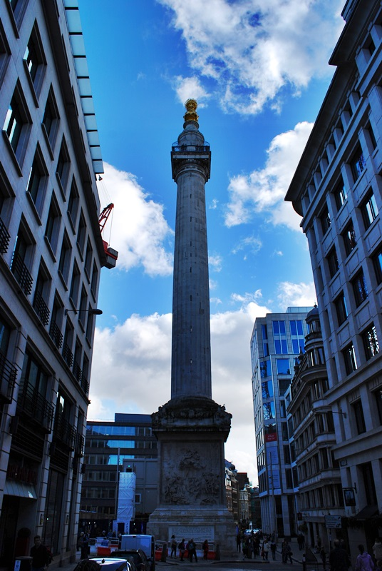 Monument of London