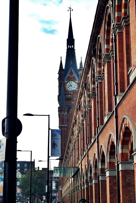 St Pandras London