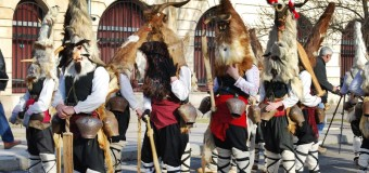"International Festival of the Masquerade Games ""Surva"" and Kukeri ritual (+Giveaway)"