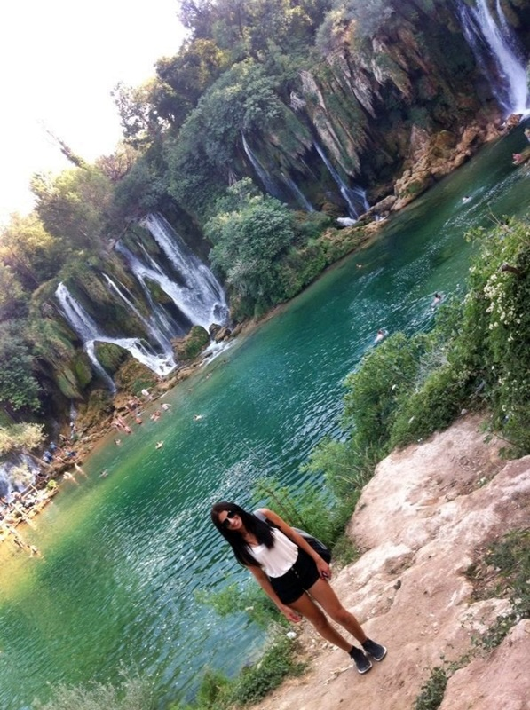 Kravice-waterfalls