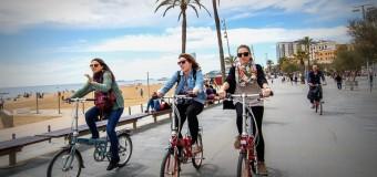Barcelona bike tour with Barcelona Experience