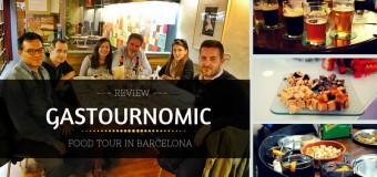 Review: Authentic Food Tour in Barcelona with Gastournomic