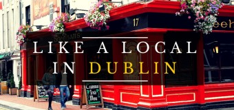 Holiday like a local in Dublin