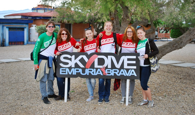 skydiving empuriabava