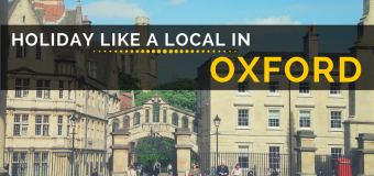 Holiday like a local in Oxford