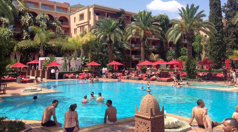6 HugeParty Travel - Sofitel Marrakech