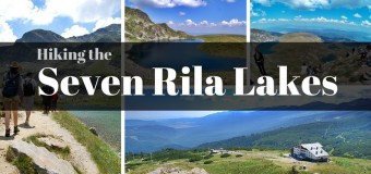 Hiking the Seven Rila Lakes in Bulgaria