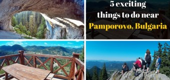 5 Exciting Things To Do Near Pamporovo, Bulgaria