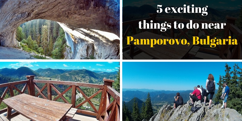 Things to do near Pamporovo