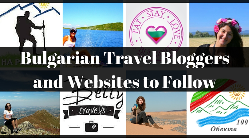 Bulgarian travel bloggers