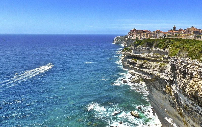 Bonifacio, corsica, pixabay1