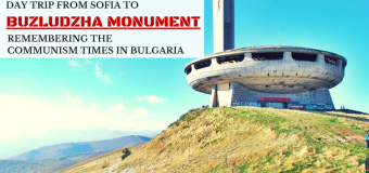 Day trip from Sofia to Buzludzha monument:  Remembering the Communism times in Bulgaria