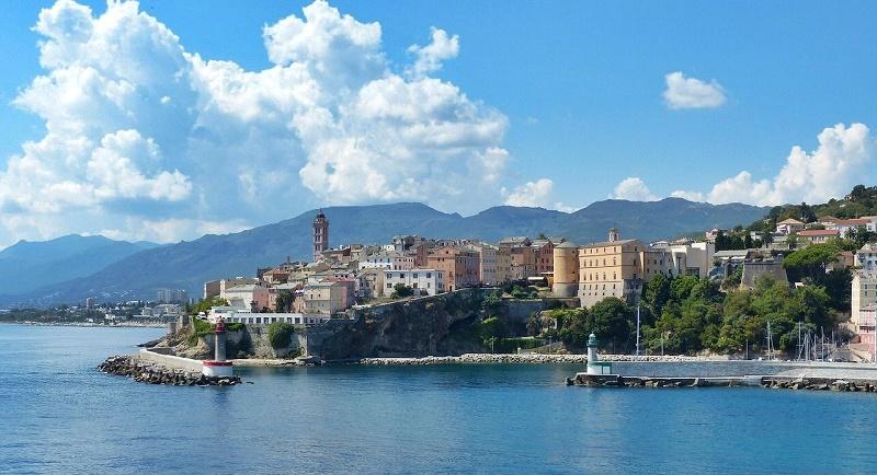 Corsica, Bastia