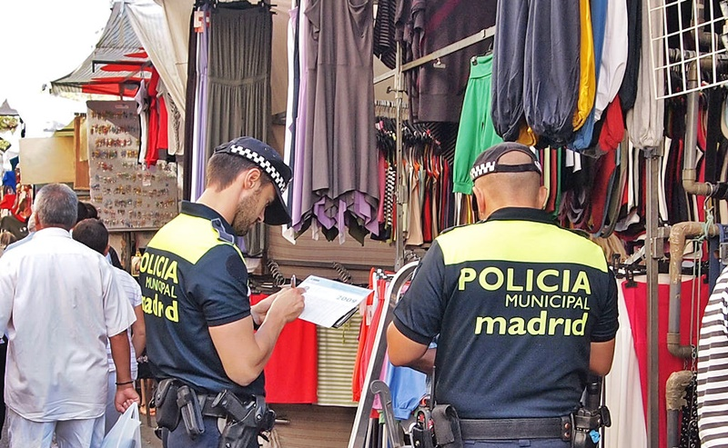tips for shopping in madrid markets