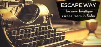 EscapeWay –  The New Boutique Escape Room in Sofia