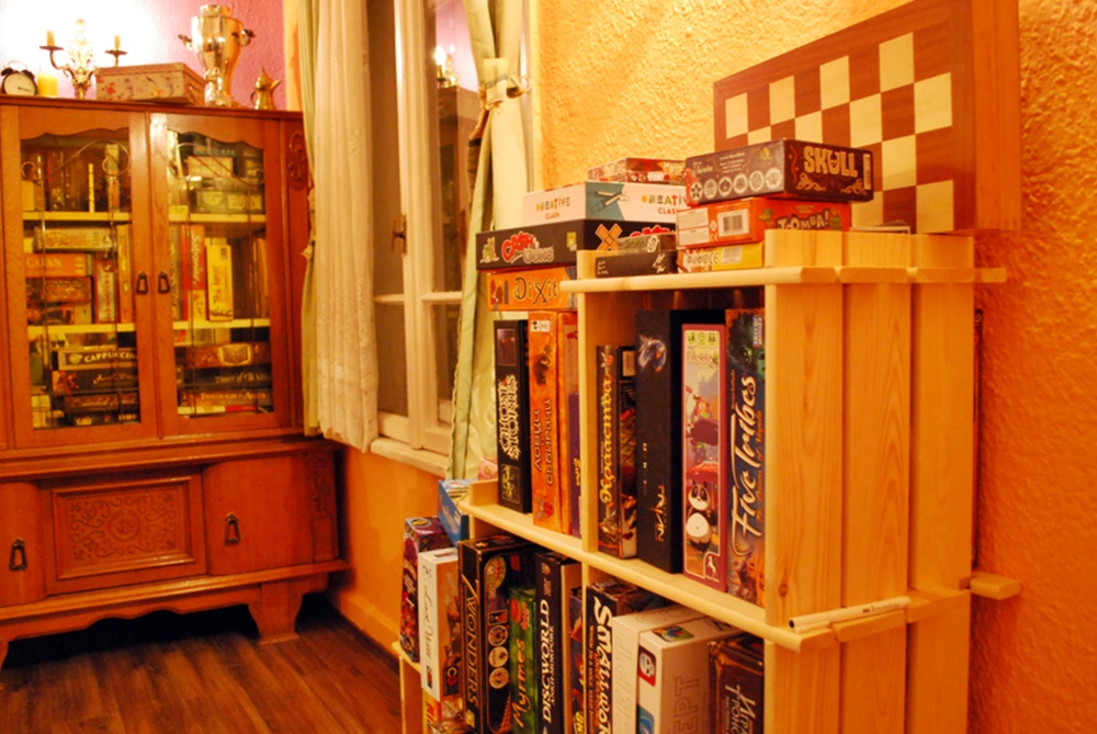 Board Games Bar in Sofia