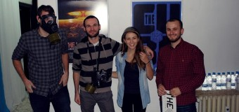 The Cube Escape Room in Sofia