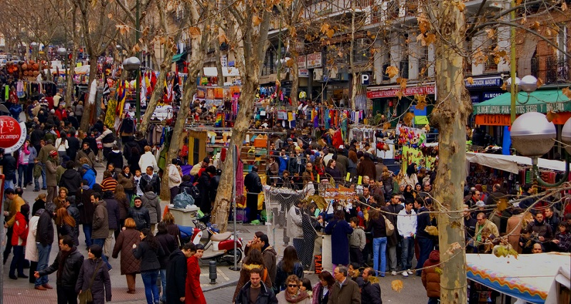 Tips and tricks for shopping in madrid s markets - The body shop madrid ...