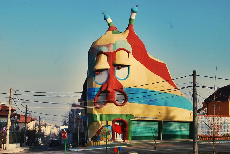 snail house sofia