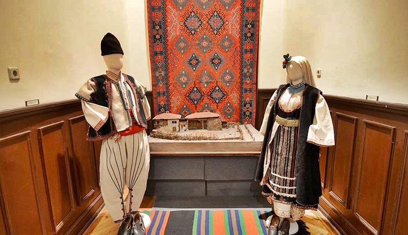 National Etnographic Institute with Museum sofia