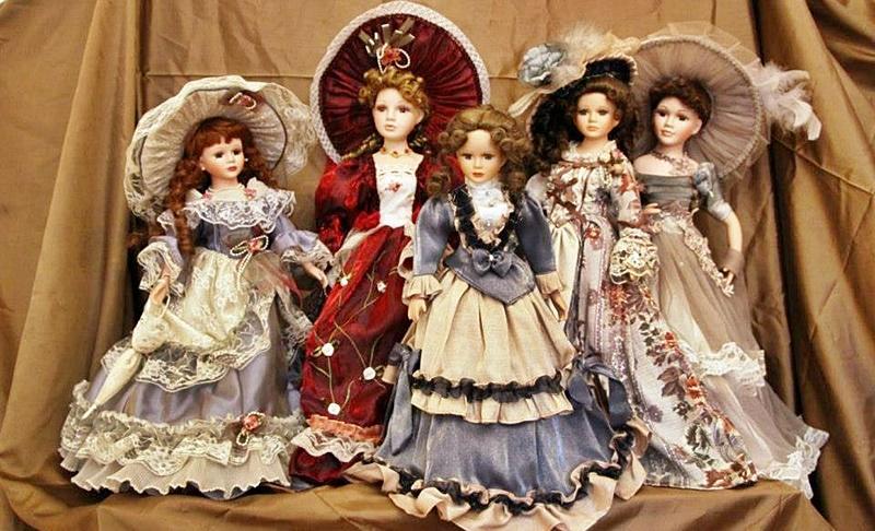 art house dolls sofia