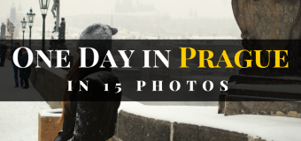 One Day in Prague in 15 Photos