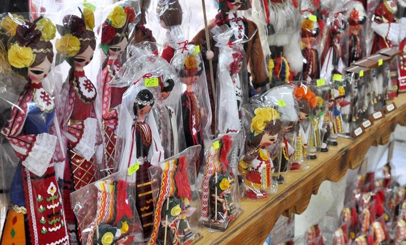Bulgarian dolls