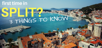 First time in Split? Make sure you know these 3 things