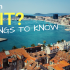 First time in Split Make sure you know these 3 things