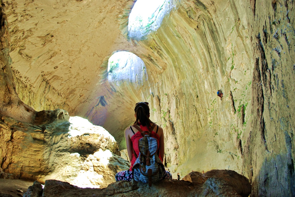 One day tour to Prohodna cave, the Eyes of God, and Glozhene monastery