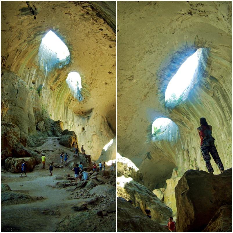 Prohodna-the-eyes-of-god-cave-bulgaria
